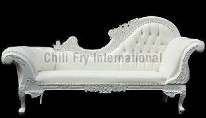 white fairy  sofa cum couch