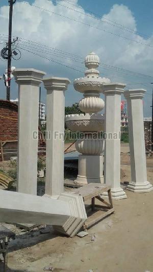 Fibre Pillar 05