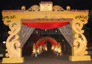 Wedding Fiber Gates
