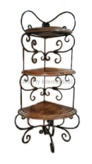 Wrought Iron & Wooden Furniture 01