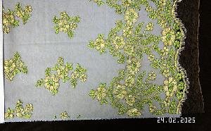 3D Embroidered Fabric 12