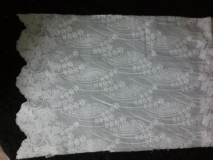 Cotton Heavy Embroidery Fabric 03