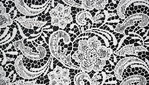 Guipure Allover Fabric 05