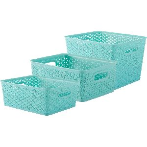 Plastic Basket 06