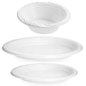 Plastic Plate 01