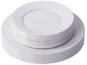 Plastic Plate 03