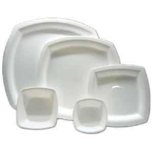 Plastic Plate 06