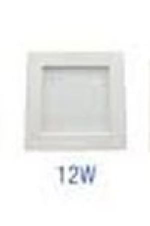 12W LED Square Panel Lights