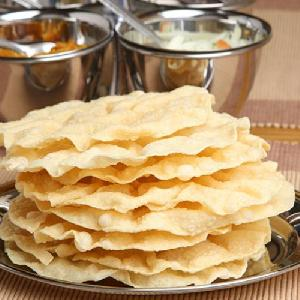 Indian Papadum