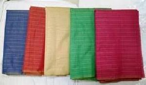 Poly Chanderi Fabric