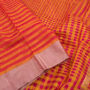 Silk Chanderi Fabric