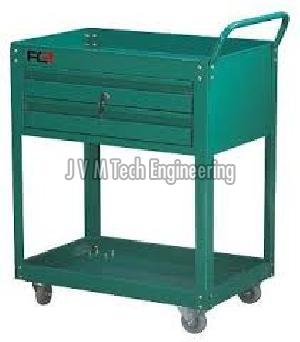 Metal Tool Trolley 01