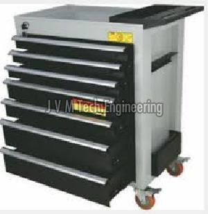 Metal Tool Trolley 02