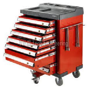 Metal Tool Trolley 03