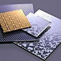 Stainless Steel Designer Sheets 01