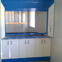 Bench Top Fume Hood - 001