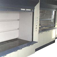 Distillation Low Height Fume Hood