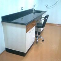 Laboratory Wall Bench – 005