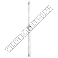 Glass Door Handle (OGHL-55-2P-35x2000)