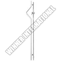 Glass Door Handle (OGHL-55-R/L-K2N-25x1400)