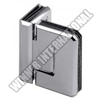 Shower Hinges & Glass Connector (OSH-4)