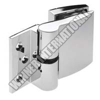 Shower Hinges & Glass Connector (OSH-LO-11 L/R)