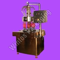 9 Head Rotary Perfume Filling Machine