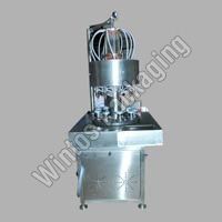 9 Head Rotary Perfume Filling Machine