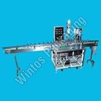 Aerosol Filling and Crimping Machine