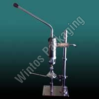 Perfume Bottle Valve Crimping Machine