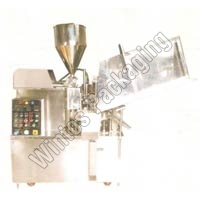 Tube Filling, Sealing and Crimping Machine