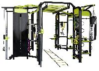 360 Multi Purpose Crossfit Machine
