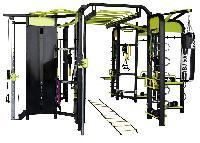 360 Multi Purpose Crossfit Machine