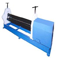 Pyramid Roll Bending Machine