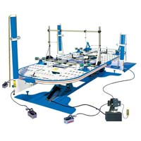 Car Body Collision Benches (W-3000)