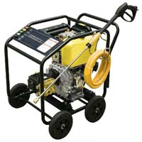 High Pressure Washing Pump (Diesel Operated)