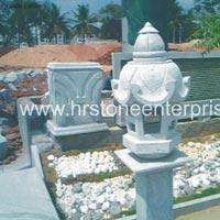 Granite Lanterns