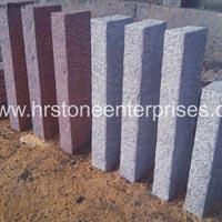 Grey & Red Palisades Stone