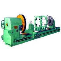 Heavy Duty Roll Turning Lathe Machine