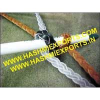 Flat Braided Leather Cord (HE-BFLC-03)