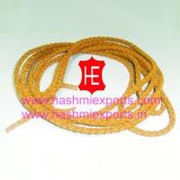 Goat Flat Leather Cord (HE-GFLC-8)