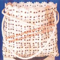 Ladies Leather Handbag (HE-LBA-04)