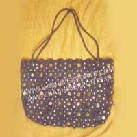 Ladies Leather Handbag (HE-LBA-05)