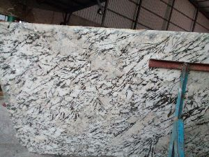 Alaska White Granite Slabs 06