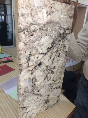 Alaska White Granite Slabs 07