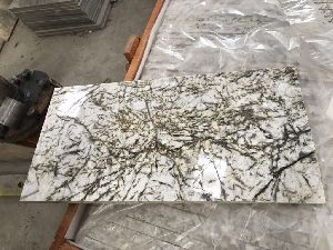 Alaska White Granite Slabs 11