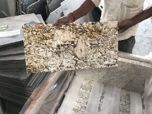 Alaska White Granite Slabs 13