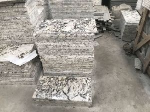 Alaska White Granite Slabs 14