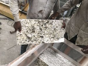 Alaska White Granite Slabs 16