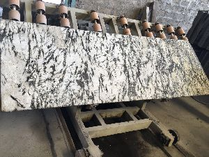 Alaska White Granite Slabs 17